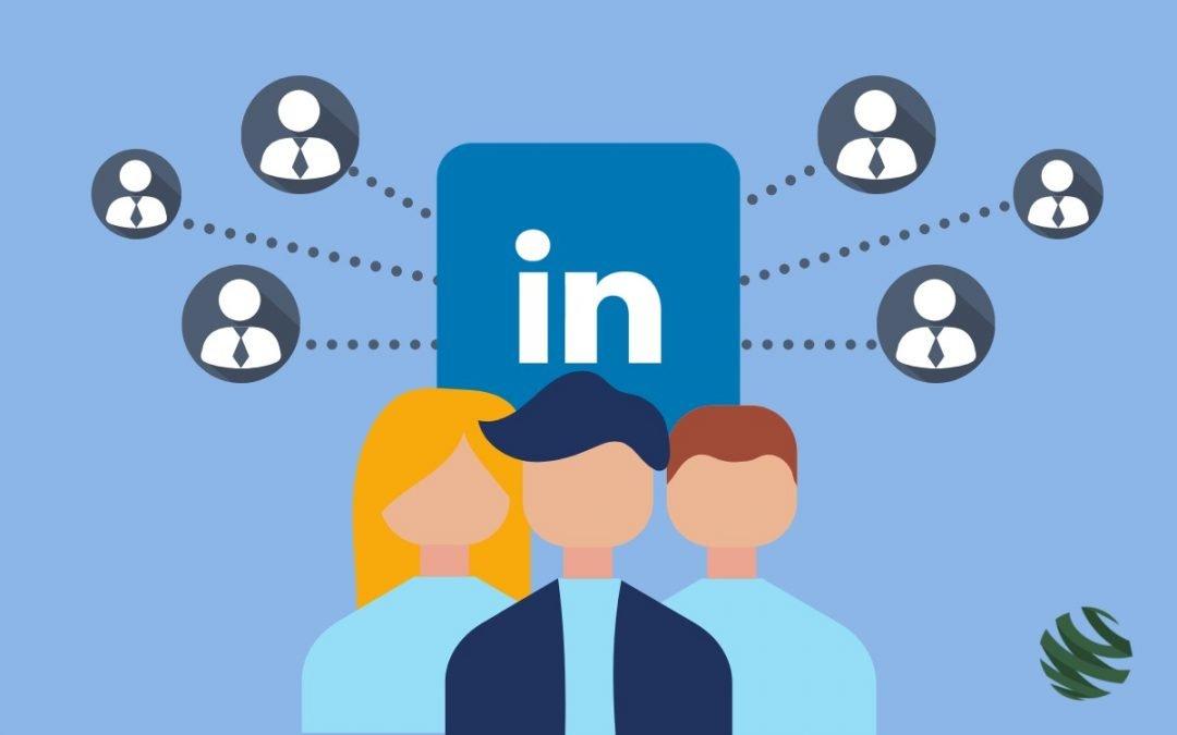 Relacionamentos pelo LinkedIn